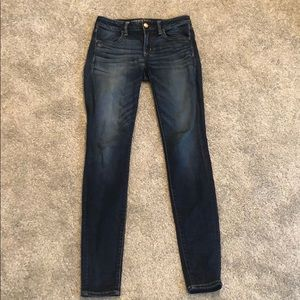 American eagle jeans extra long size 6